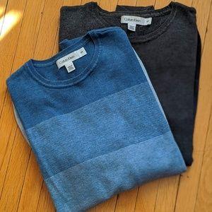 Calvin Klein Pullover Sweater Bundle